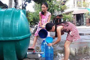 Góc nhìn phóng viên: 'Khủng hoảng' nước sạch và ý thức tiết kiệm