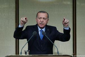 Thổ Nhĩ Kỳ thách thức EU