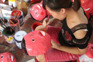 Về làng Ông Hảo, Hưng Yên để cảm nhận bầu trời tuổi thơ ùa về mỗi dịp Tết Trung thu