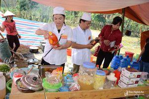 Nghệ An xử phạt hàng ngàn cơ sở vi phạm vệ sinh an toàn thực phẩm