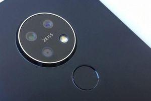 Nokia 7.2 lộ diện với camera tròn hợp tác cùng Zeiss