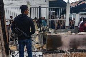 Vấn nạn quá tải trong các nhà tù ở Indonesia