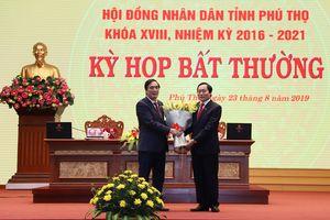 Phú Thọ: Bầu Phó Chủ tịch HĐND và Phó Chủ tịch UBND tỉnh
