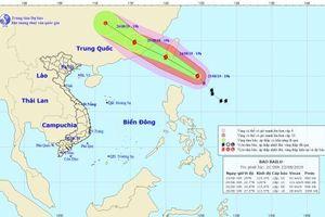Bão Bailu khả năng mạnh thêm, Trung Bộ mưa lớn đến ngày 25/8
