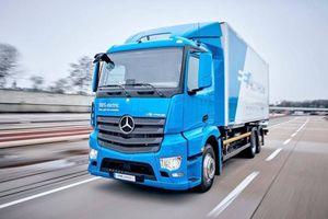 Xe tải điện giúp thương mại điện tử 'xanh' hơn