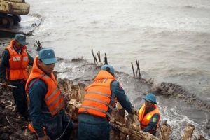 Cà Mau có 8 vị trí nguy cơ sạt lở cao, đe dọa hơn 1.000 hộ dân