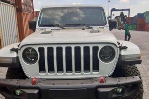 Bán tải Jeep Gladiator 2020 vừa ra mắt ở Mỹ đã có mặt tại Việt Nam