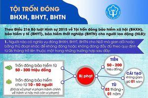 Bảo hiểm Xã hội TP.HCM đề nghị xử lý hình sự 22 doanh nghiệp nợ BHXH