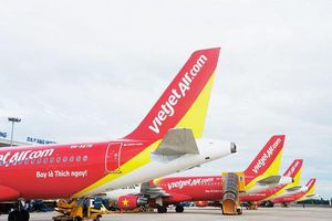 Ảnh hưởng của bão Bailu, hai chuyến bay đến và đi Cao Hùng ngày 24/8 ngừng khai thác