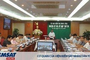 Đề nghị kỷ luật Trưởng ban Nội chính và Giám đốc Công an tỉnh Đồng Nai