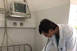 Bác sĩ cứu sống bệnh nhân nước ngoài bị nhồi máu cơ tim cấp