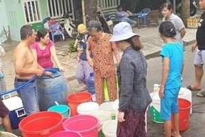 Triển khai các giải pháp cấp bách khắc phục tình trạng thiếu nước sạch