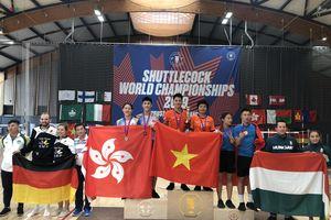 ĐT Việt Nam giành HCV thứ 3 ở giải Vô địch đá cầu thế giới