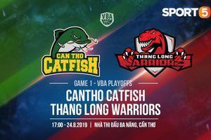 Tái đấu với Cantho Catfish, Thang Long Warriors có để kịch bản cũ tái lập?