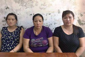 Nhóm phụ nữ bị khởi tố vì lừa bán 'sơn nữ' sang Trung Quốc
