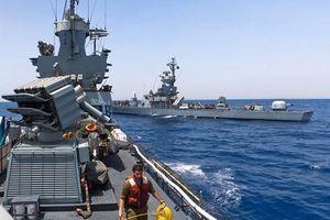 Khám phá tàu tên lửa 500 tấn có hỏa lực mạnh nhất thế giới của Israel