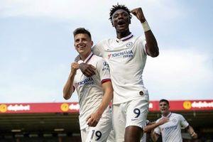 Sao trẻ tỏa sáng, Chelsea 'rượt đuổi' tỉ số trước Norwich City