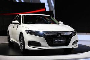 Honda Accord 2019 sắp về VN sẽ là bản 1.5L tăng áp, giá khoảng 1,2 tỷ