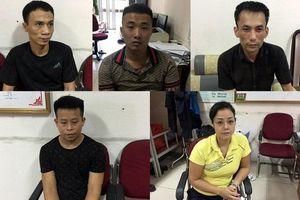 Ly kỳ chuyên án phá đường dây cung cấp ma túy 'khủng' về Hà Nội