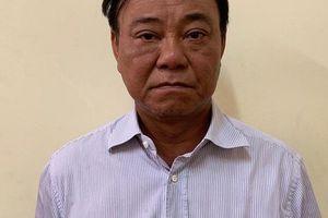 Ông Lê Tấn Hùng bị khởi tố thêm tội tham ô tài sản