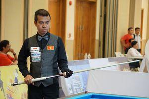 Vào bán kết giải Billiards Istanbul, Trần Quyết Chiến cầm chắc 230 triệu đồng tiền thưởng