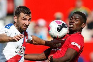Man United - Crystal Palace 1-2: Sụp đổ phút cuối cùng, Quỷ đỏ lần đầu để thua Đại bàng