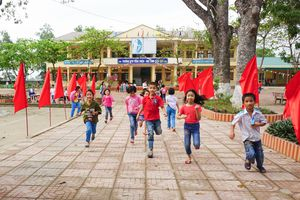 Nhiều trường chuẩn quốc gia đối diện nguy cơ 'rớt chuẩn'