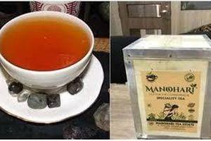 'Choáng váng' 2kg trà có giá 50 triệu đồng