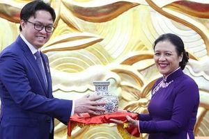 Đại sứ Prak Nguon Hong: Kết thúc nhiệm kỳ vẫn không ngừng vun đắp cho quan hệ Việt Nam - Campuchia