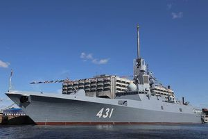 Nga sắp hoàn tất thử nghiệm siêu tàu mang 16 tên lửa hành trình Kalibr