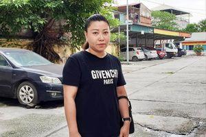 Nữ công an 'đại náo' sân bay Tân Sơn Nhất nói gì?