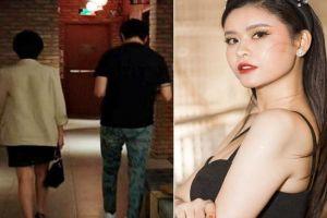 Trương Quỳnh Anh chính thức lên tiếng việc chồng cũ hẹn hò hot girl lúc nửa đêm