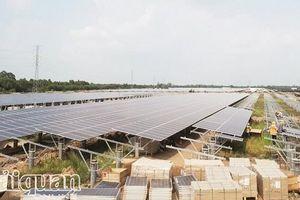 Rầm rộ là thế, điện mặt trời cũng chỉ đáp ứng được chút ít nhu cầu