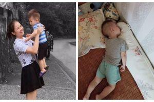 Hành trình luyện ngủ xuyên màn đêm cho con của mẹ Hải Phòng, con quấy mấy cũng nhanh vào nếp ngủ một mạch tới sáng