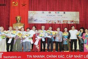 Huyện Nghi Xuân tổ chức Cuộc thi Bạn đọc thuộc Kiều đợt 2