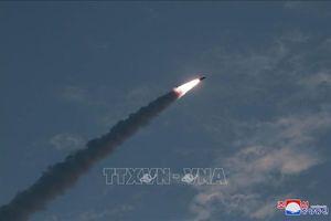 Mỹ theo dõi sát vụ phóng mới của Triều Tiên