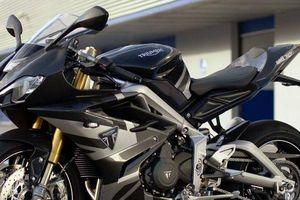 Triumph trình làng Daytona Moto2 765 Limited Edition đẹp hút hồn