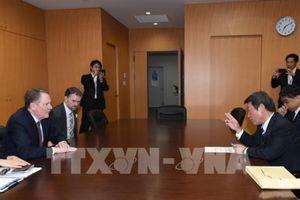 Mỹ, Nhật Bản nhất trí hướng đàm phán thỏa thuận thương mại song phương