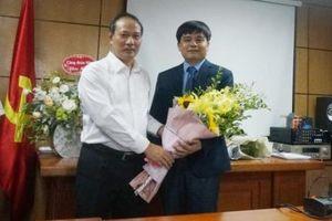 Bổ nhiệm Viện trưởng trưởng Viện Nghiên cứu Chiến lược, Chính sách Công Thương