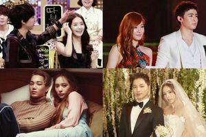 Điểm danh 7 scandal hẹn hò gây chấn động của làng giải trí Hàn Quốc
