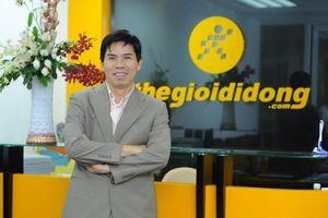 Chủ tịch MWG Nguyễn Đức Tài lần đầu tiết lộ lý do mở chuỗi Điện thoại Siêu rẻ