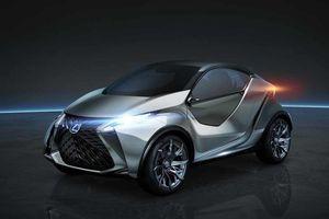 Lexus chuẩn bị 'vén màn' mẫu xe điện đầu tiên
