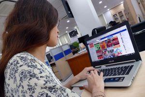 Đề nghị dừng, chặn tên miền, website khi phát hiện gian lận thương mại