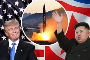 Tổng thống Mỹ khen ngợi ông Kim bất chấp vụ thử tên lửa thứ 7