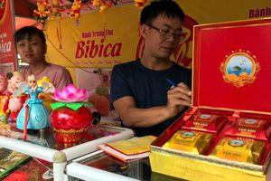 Thị trường bánh, đồ chơi Trung thu tại Đắk Lắk đa dạng giá tăng nhẹ