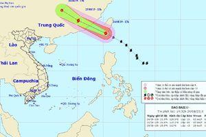 Chủ động ứng phó với bão Bailu gần biển Đông