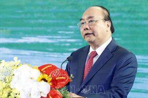 Thủ tướng dự lễ kỷ niệm 70 năm Ngày giải phóng tỉnh Bắc Kạn
