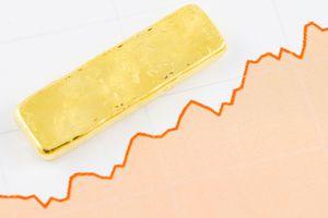 Giá vàng hôm nay ngày 24/8: Thương chiến leo thang, giá vàng tăng vọt