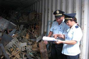 7 tháng đầu năm, giảm 9.500 container phế liệu tồn đọng tại các cảng biển