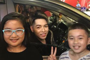 Gia đình 'Hoa dâm bụt' tụ hội trong chương trình 'I like it, Korea Milk'